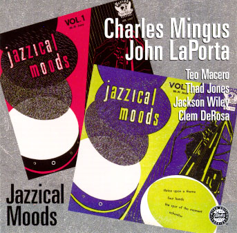 "Featured recording ""Jazz Moods/ Charles Mingus John..."""
